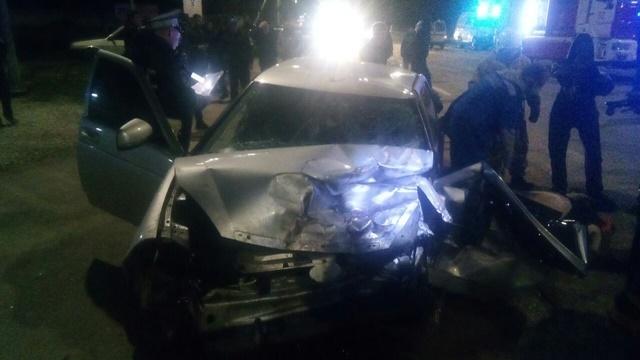 В тройном ДТП в Крыму погибли два человека