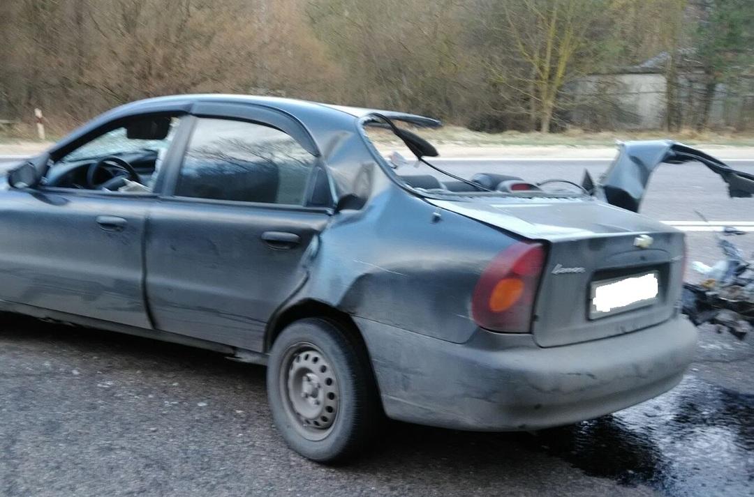 В МЧС рассказали подробности смертельного ДТП на крымской трассе