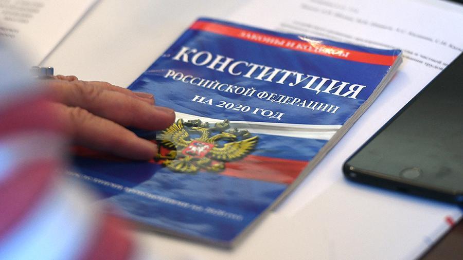 Путин внес поправки к проекту об изменении Конституции