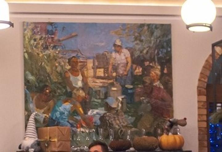Из севастопольского ресторана украли две картины на три миллиона рублей