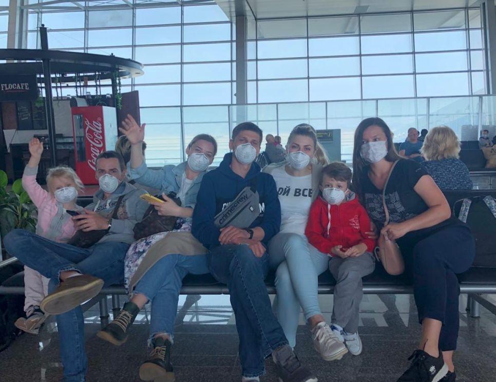 Выживали на общие деньги: застрявшие в Египте крымчане вернулись домой