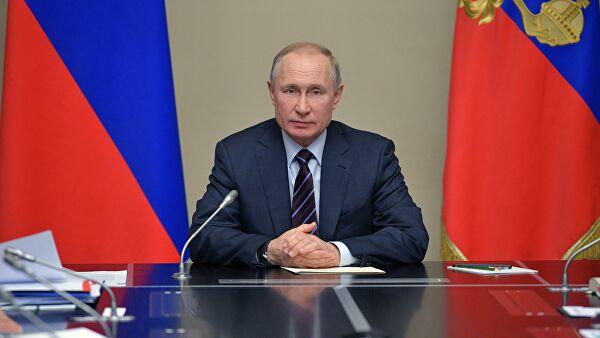 Путин предложил предоставить безвозмездную финансовую помощь бизнесу