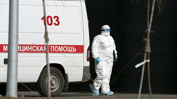 За сутки в России коронавирусом заразились более 4 тысяч человек