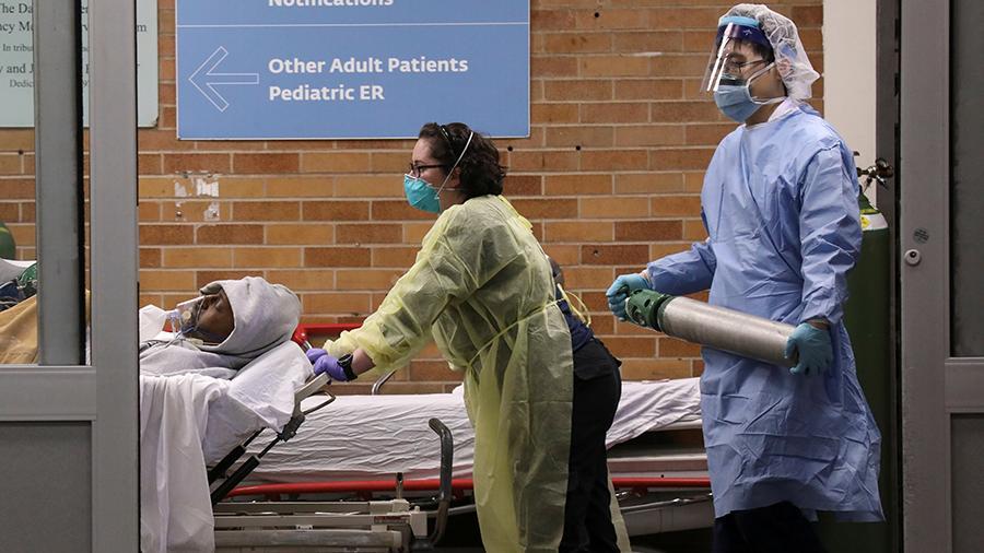 В США шесть человек умерли от коронавируса после посещения похорон