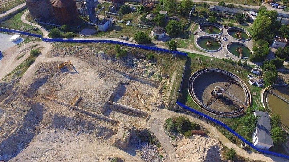 Развожаев рассказал, когда в Севастополе начнется строительство очистных сооружений