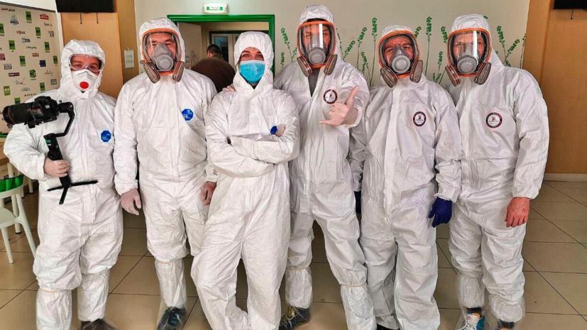 Столичные журналисты сдали тесты на антитела к COVID-19 и узнали о заражении