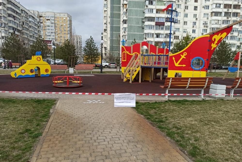 Полный запрет: Краснодарский край первым в России ввел карантин