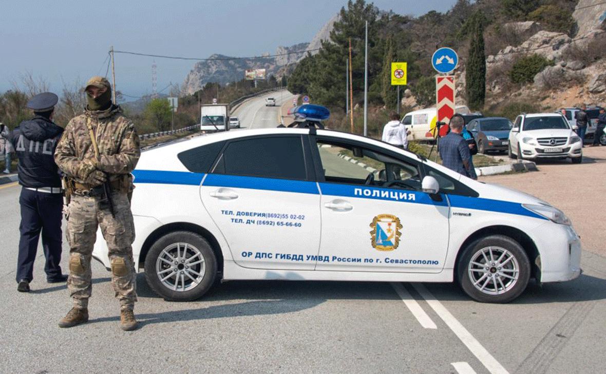 За неделю в Севастополь не пустили 245 автомобилей с туристами