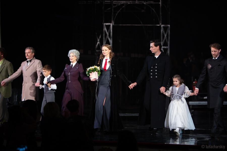 Театр Луначарского бесплатно покажет свои лучшие спектакли севастопольским медикам