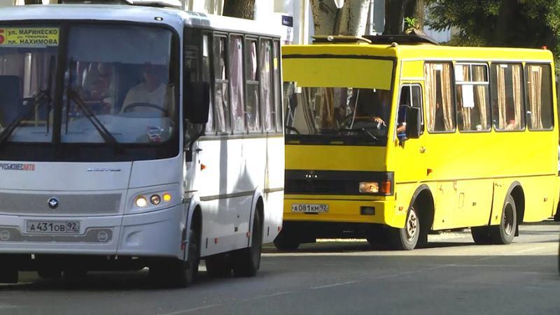 В Севастополе пять автобусных маршрутов приостановят работу