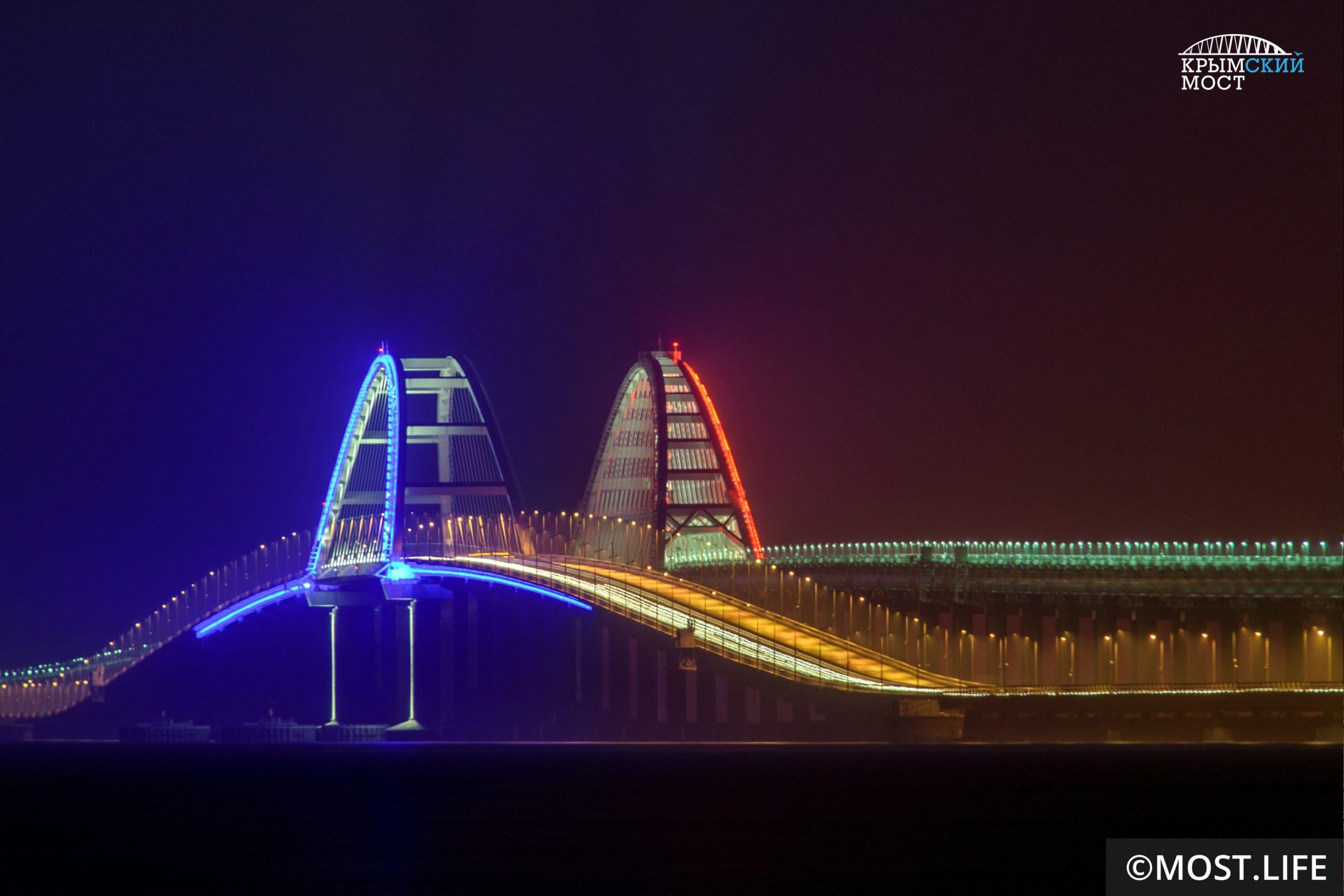 Пассажиропоток в Крым через мост снова увеличился