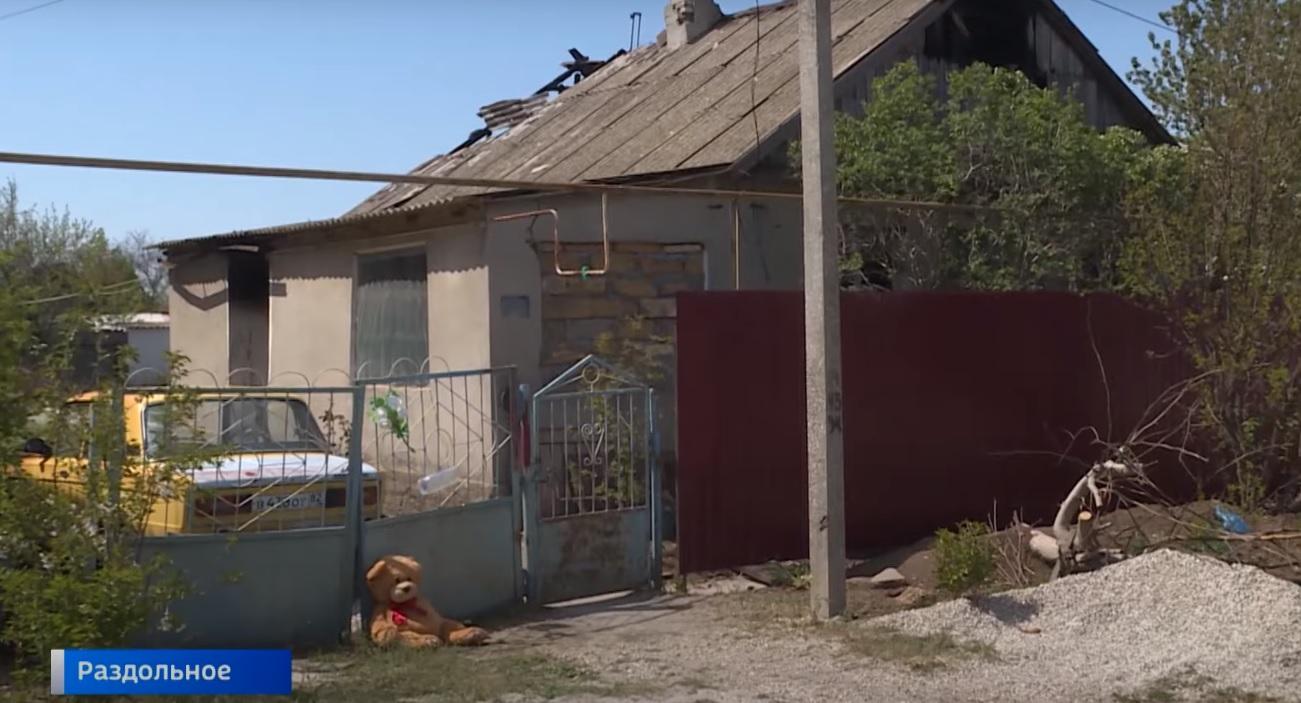 СМИ рассказали подробности трагедии в Раздольном, где мужчина сжёг заживо сестру и двухлетнего племянника