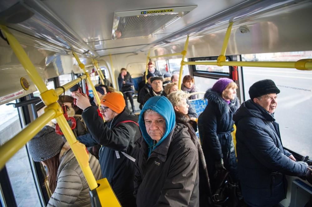 В Крыму установили графики движения общественного транспорта