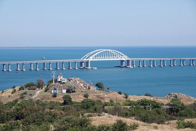 Испытания «угрожающей» Крымскому мосту украинской ракеты сняли на видео