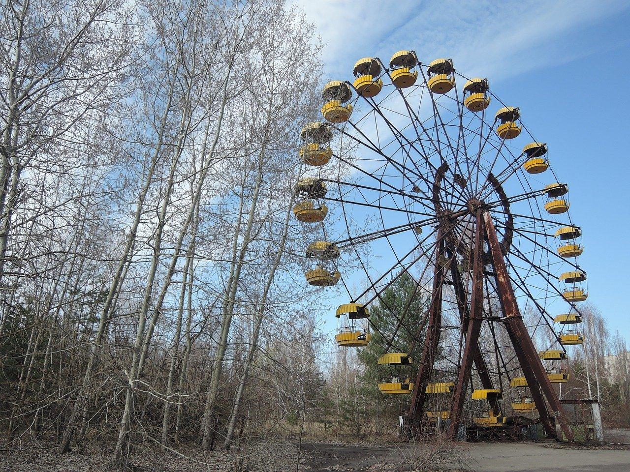 Зеленский предложил сделать в Чернобыле туристическую зону