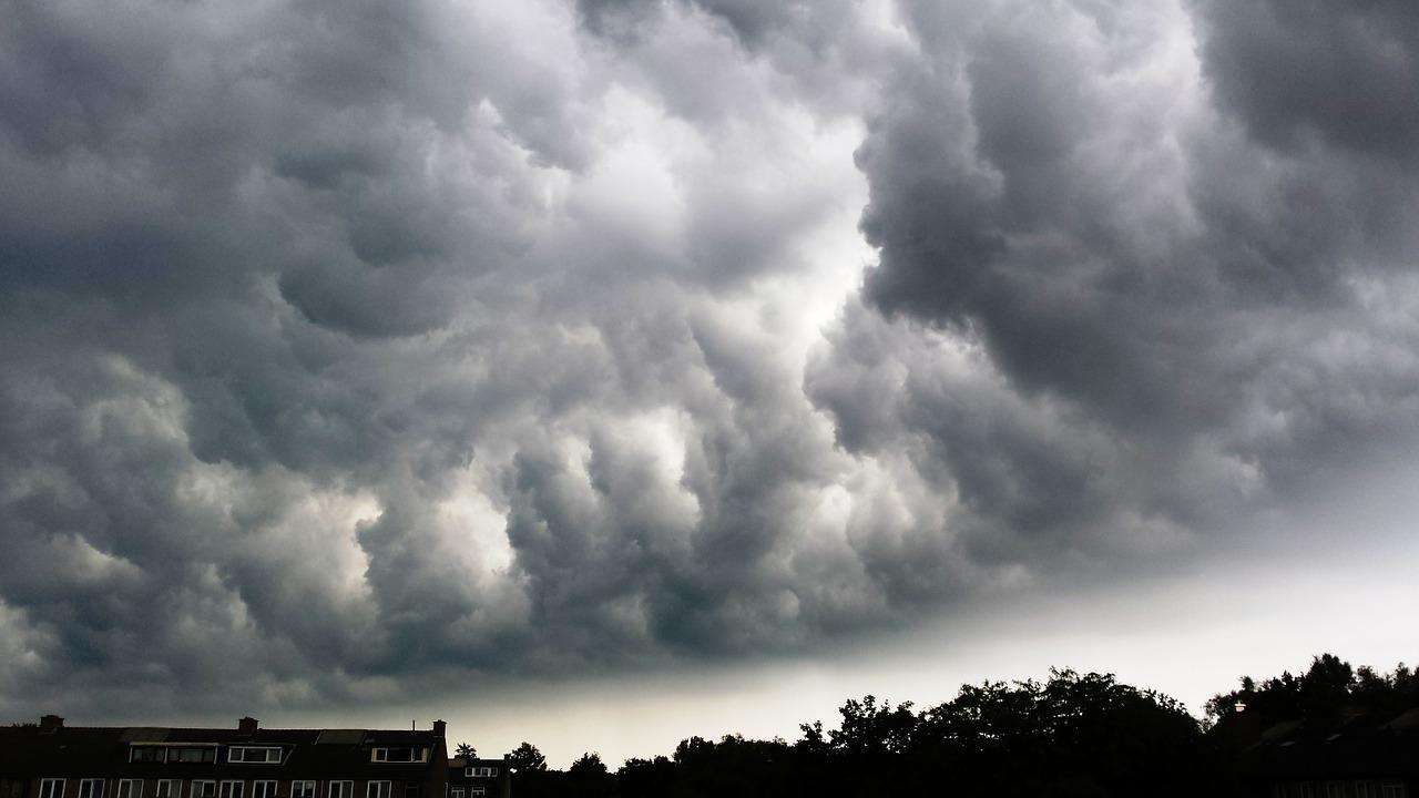 Сильные дожди, ветер: в Крыму объявлено штормовое предупреждение