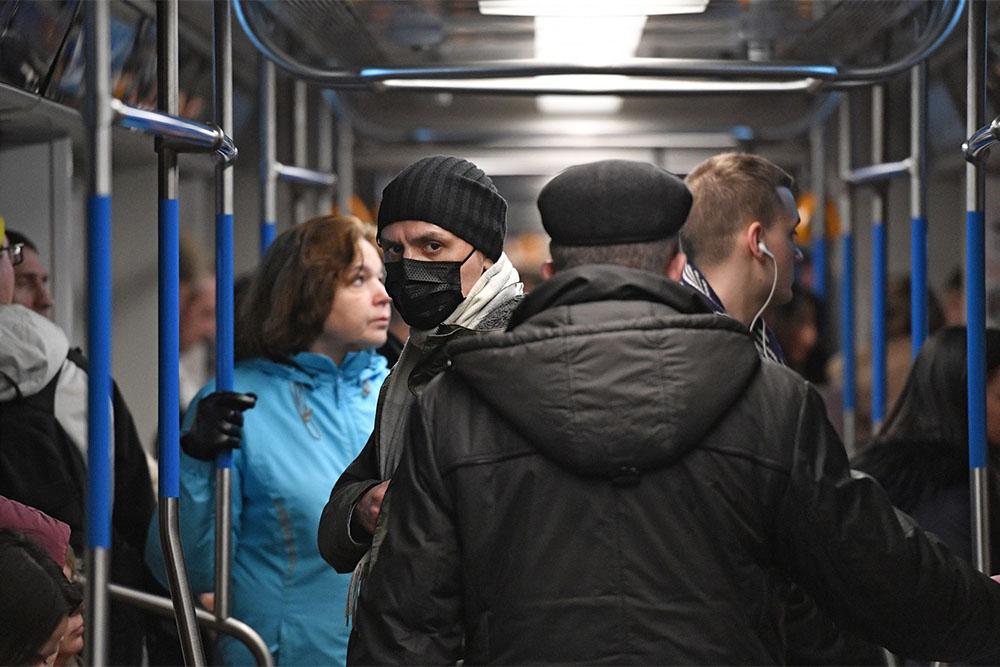 Названо число бессимптомных носителей коронавируса в России