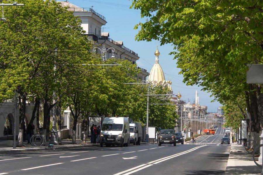 После Большой Морской в Севастополе реконструируют улицу Ленина