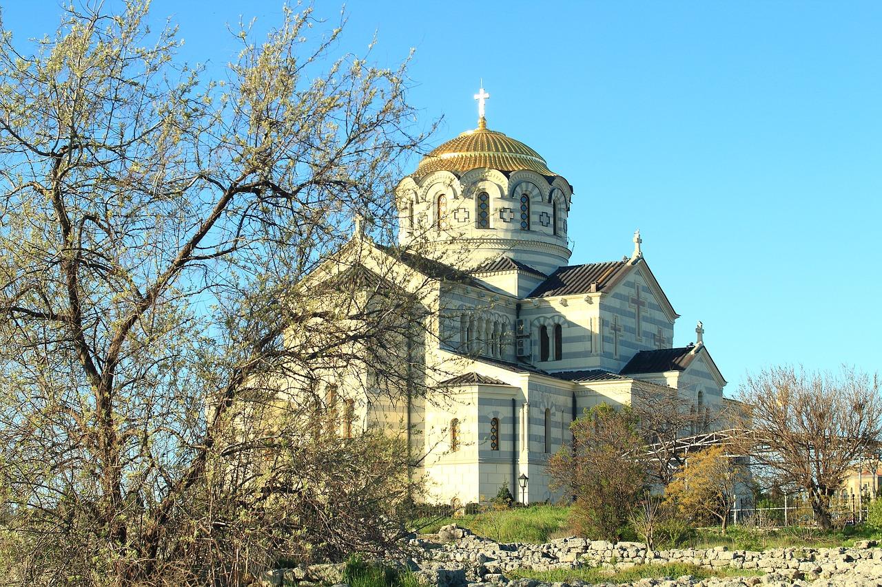 В Севастополе на Пасху откроют Свято-Владимирский собор
