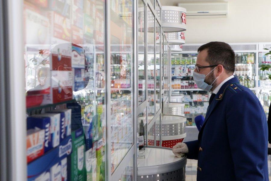 В Севастополе начали проверять уровень цен в аптеках