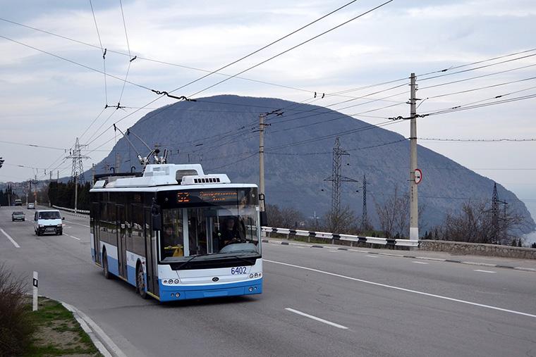 В Крыму возобновляют работу междугородних троллейбусных маршрутов — график движения