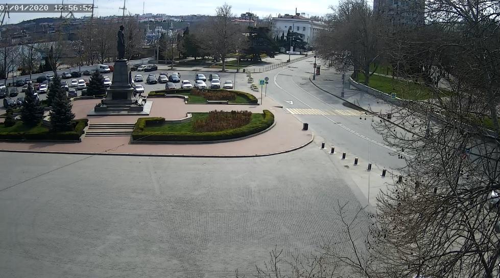Как выглядит первый день обязательной изоляции в Севастополе