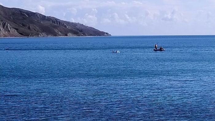 В море под Феодосией пропал подводный охотник