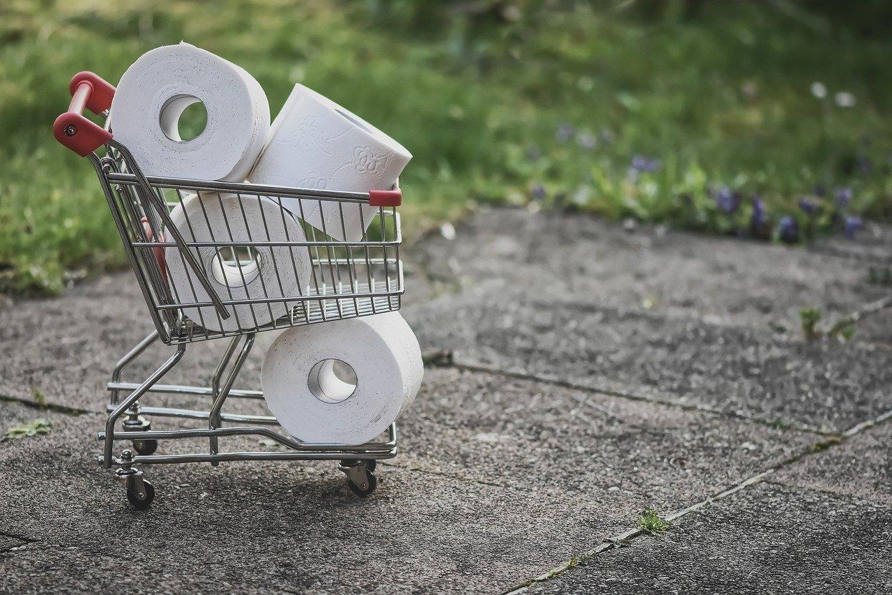 В Роспотребнадзоре рассказали, как покупать продукты во время карантина