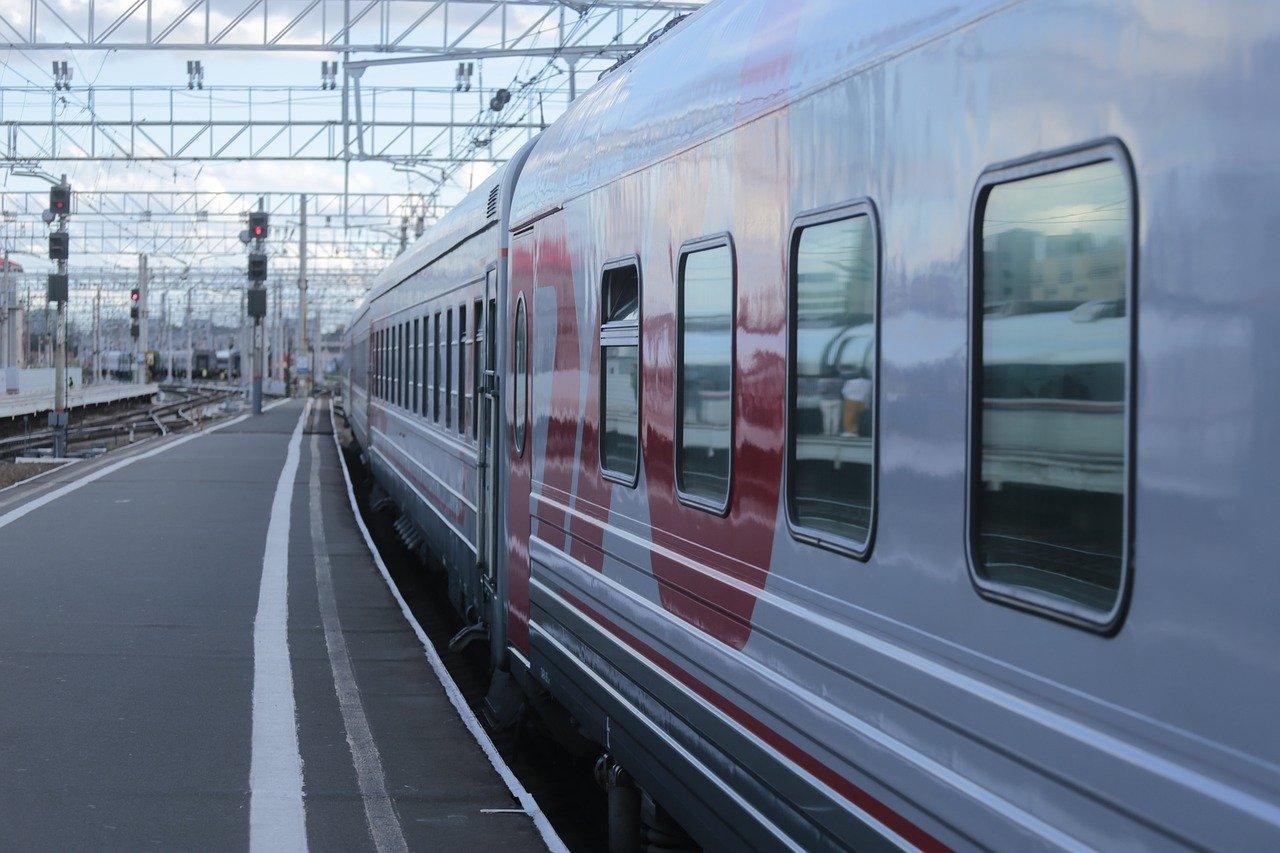 пассажира поезда