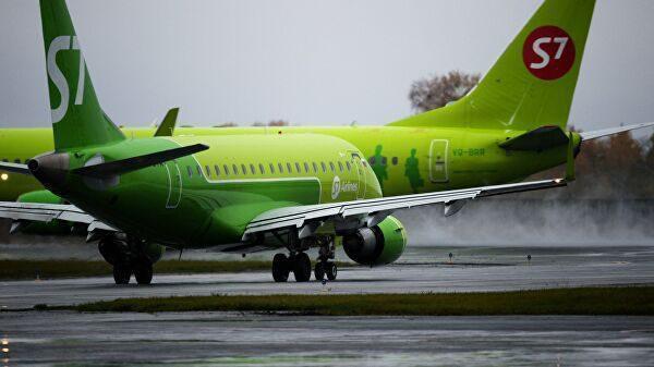Владелец S7 спрогнозировал сроки возобновления международного авиасообщения