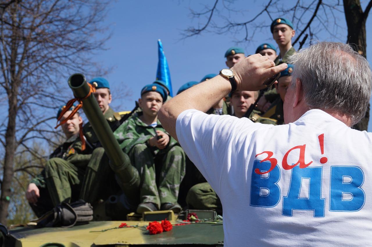 Россия вошла в топ-5 стран с наибольшими военными расходами