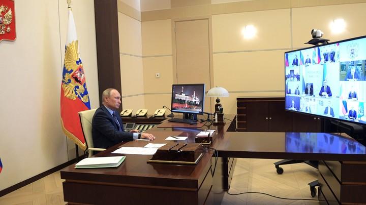 Губернаторы предполагают, что Путин продлит нерабочий режим до 11 мая