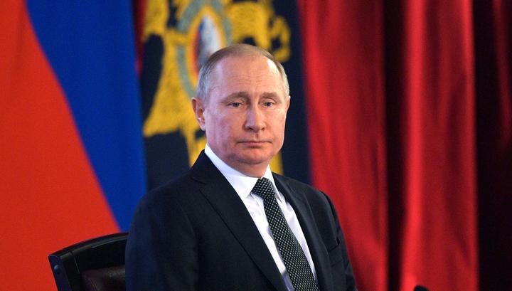 На этой неделе Путин выступит с новым обращением