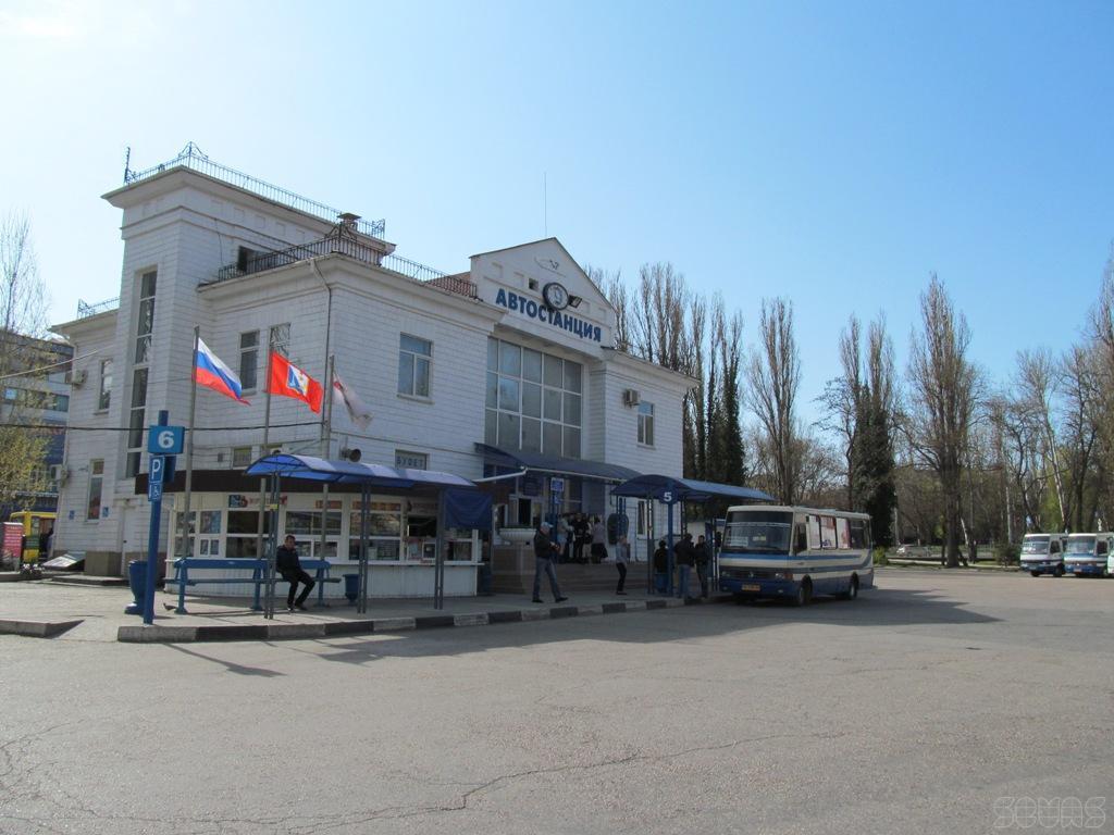 Автостанция в Севастополе возобновляет работу