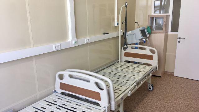 В Севастополе открыли новый корпус инфекционной больницы для пациентов в коронавирусом