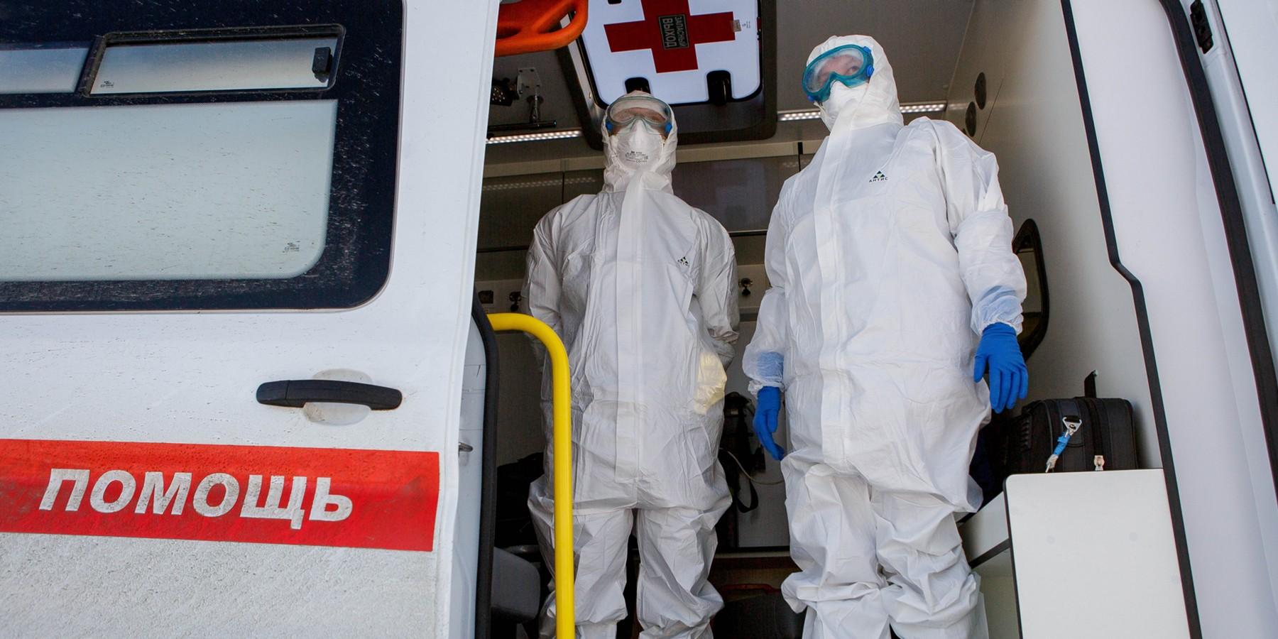 В Крыму медики «скорой помощи» считают условия получения надбавки за борьбу с COVID-19 несправедливыми