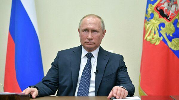 Завтра Путин рассмотрит вопрос о продлении нерабочих дней