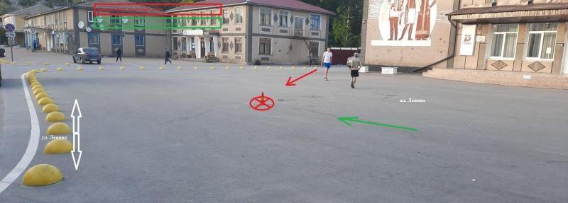В селе под Севастополем мотоциклист наехал на ребенка на велосипеде