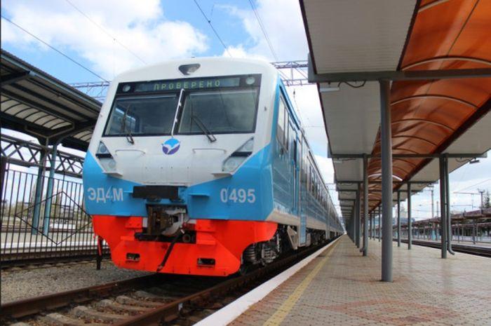 Движение всех севастопольских электричек восстановлено