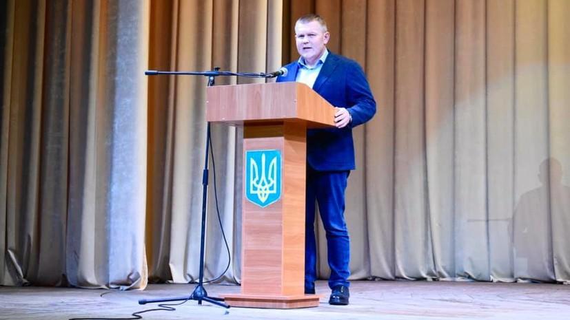 На Украине нашли тело депутата Рады