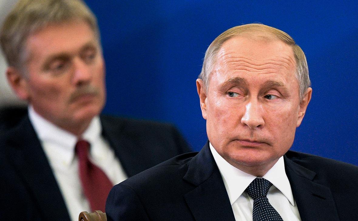 В США сообщили о состоянии Путина после госпитализации Пескова
