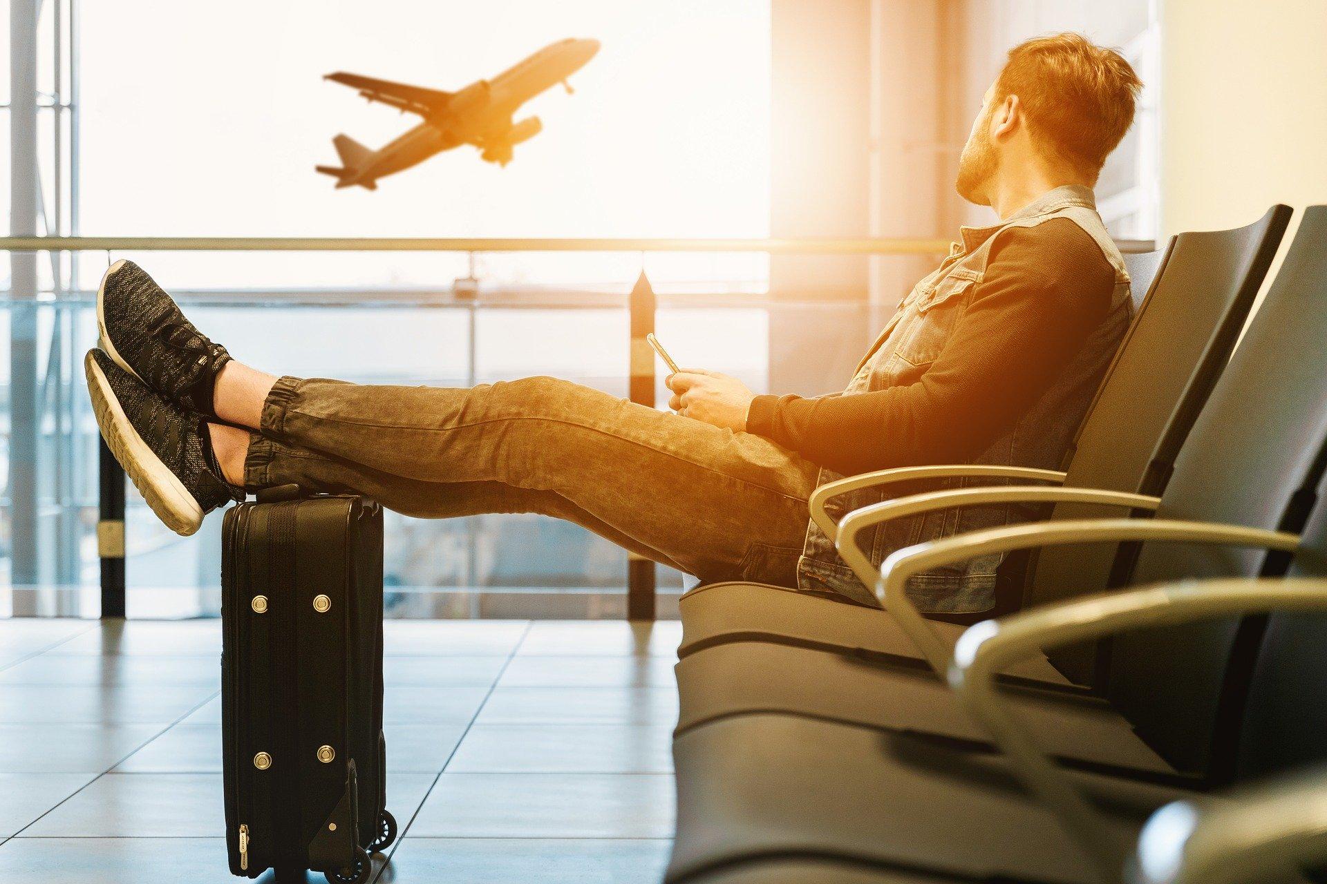 В аэропорту Симферополя сегодня отменено 59 рейсов