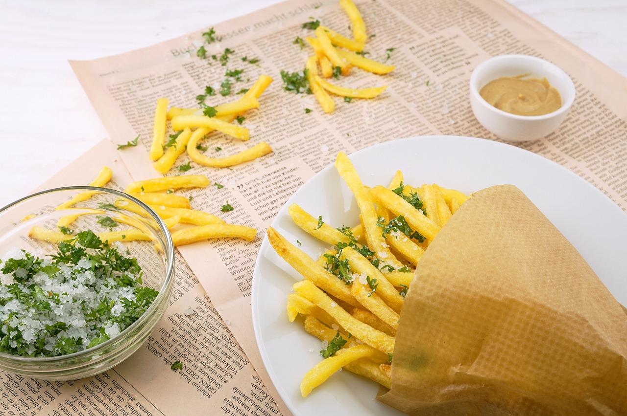 Знаменитый шеф-повар раскрыл секрет приготовления картофеля фри