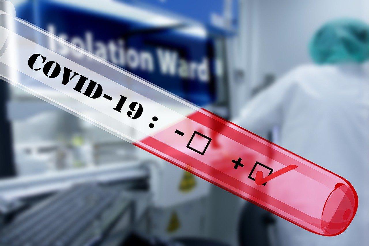 Россия поднялась на третье место по числу выявленных случаев COVID-19