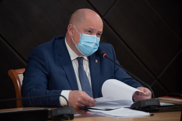 Губернатор Севастополя сможет самостоятельно определять подрядчиков на объекты ФЦП