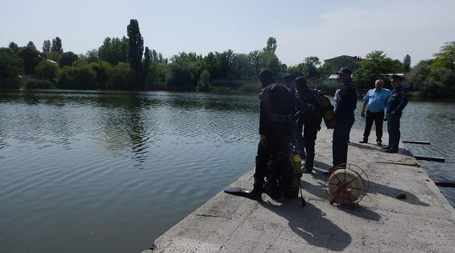 В Симферополе в пруду утонул подросток