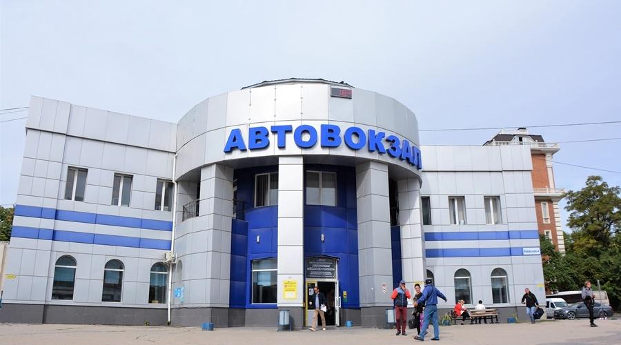 В Крыму полностью приостановлено движение междугородних автобусов
