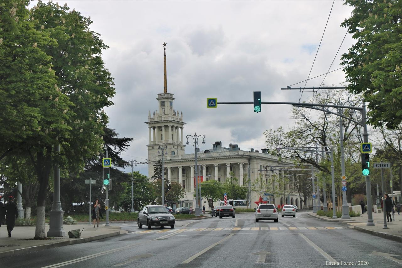 Снимки «до» и «после»: в Сети сравнили Севастополь 2014 и 2020 годов