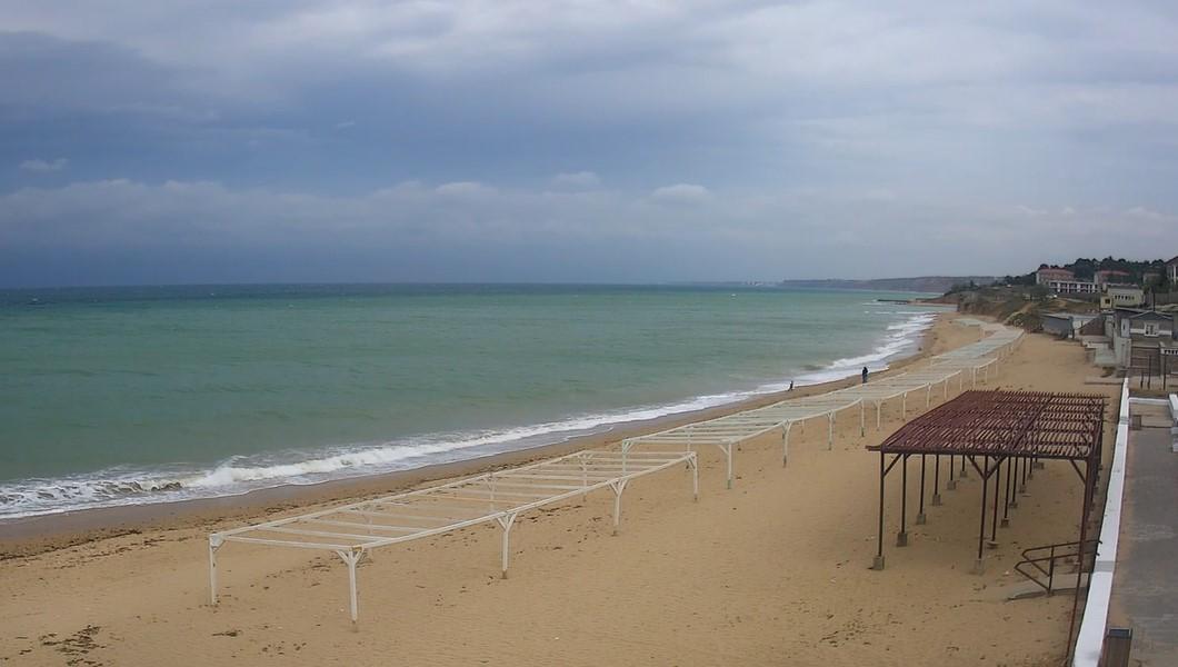 В Севастополе благоустроят пляж и набережную Учкуевки