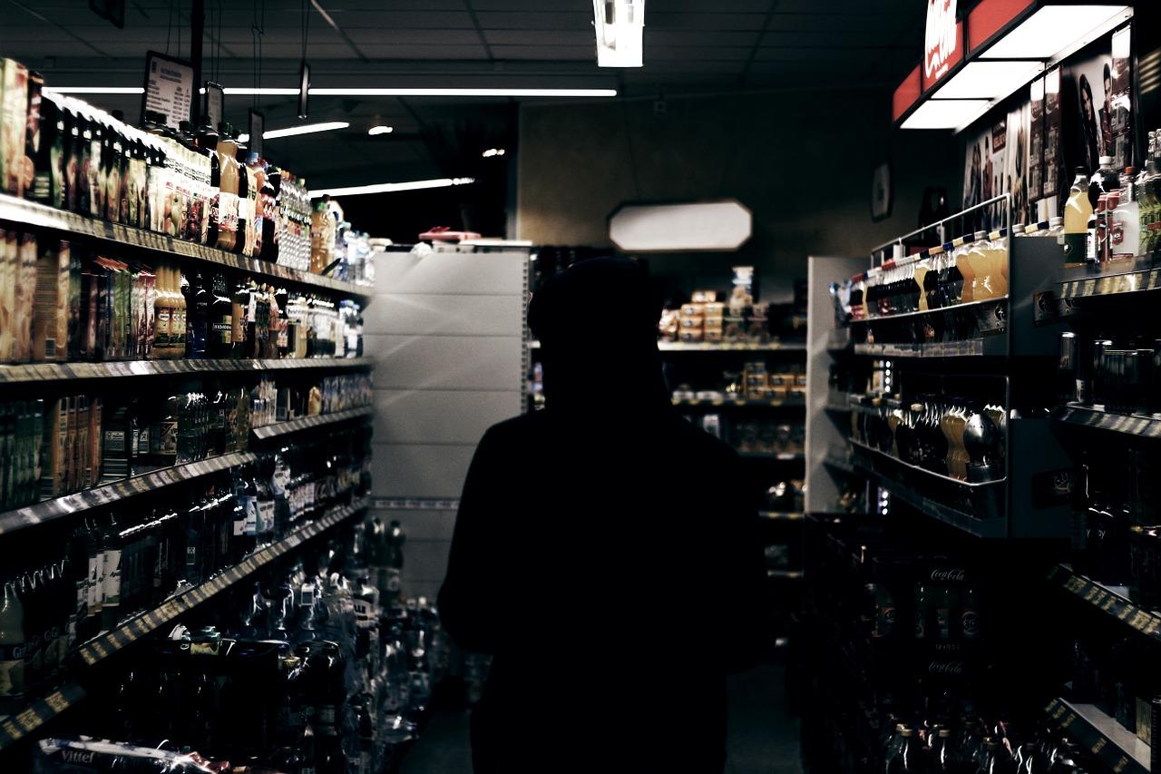 продажу алкоголя